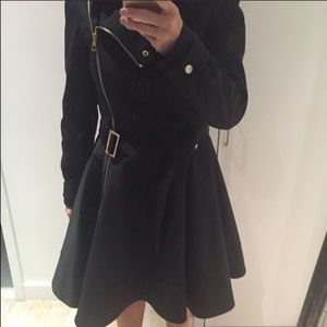 HOST PICK!!!!🎉🎉🎉🎉TED BAKER Peblum Coat. Size 2